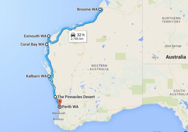 Australia Map 785.14 Best Road Trips In Australia Australia Australian Road Trip