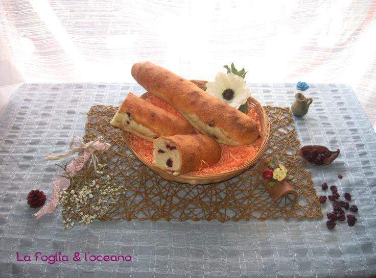 Pane con stilton e mirtilli secchi di Paul Hollywood