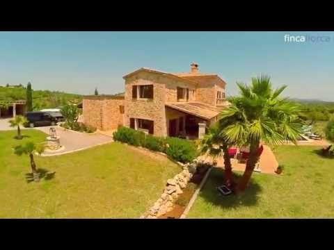 Finca auf Mallorca: Finca Palmeral - YouTube
