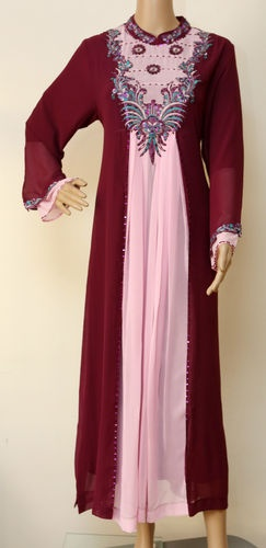 Abaya Hijab Modest Long Dress