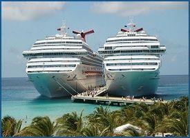 Tarifas promocionais para o seu cruzeiro pelo Caribe! A bordo da Carnival Cruises    PicadoTur - Consultoria em Viagens   Agencia de viagem   picadotur@gmail.com   (13) 98153-4577   Temos whatsapp, facebook, skype, twiter.. e mais! Siga nos 