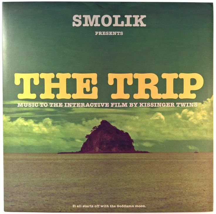 Smolik - The Trip + Poster