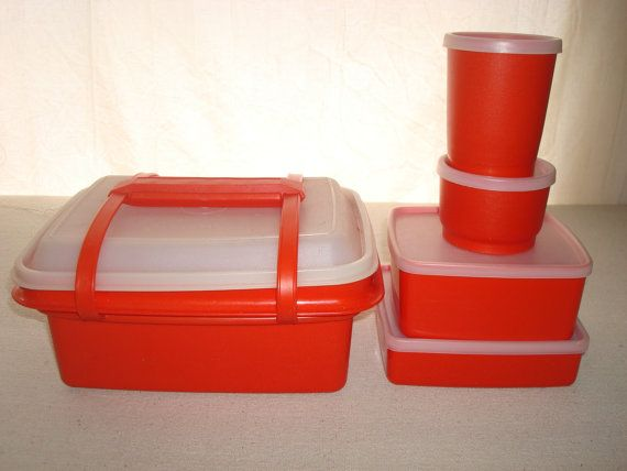 194 Best Images About Vintage Tupperware On Pinterest
