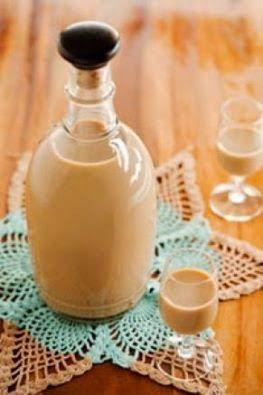 In en om die huis: Homemade Amarula Cream