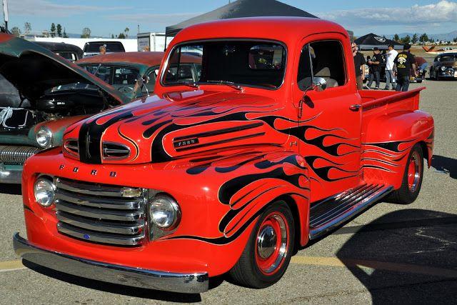 485 best flames pinstripes hot rods images on pinterest vintage cars antique cars and. Black Bedroom Furniture Sets. Home Design Ideas
