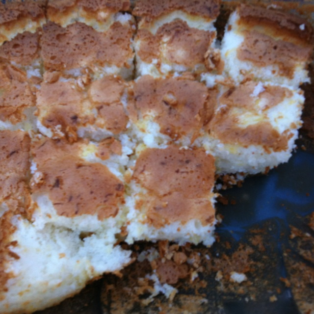 Angel Food Cake And Pineapple Weight Watchers Recipe