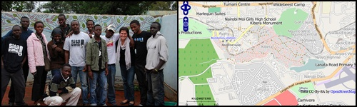 Mapping Kibera | urb.im: Maps Kibera