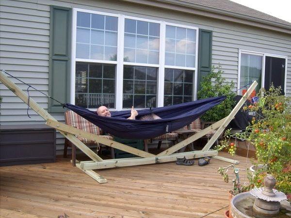 17 best ideas about Wooden Hammock Stand – Wooden Hammock Chair Stand