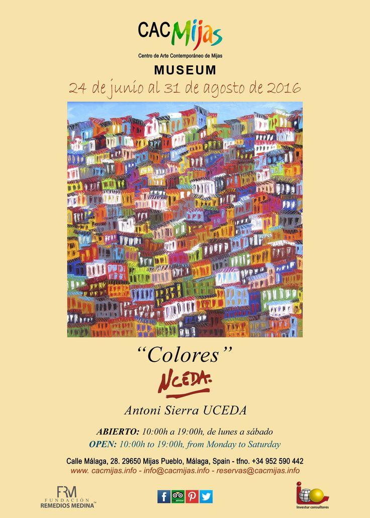 Colores. UCEDA (Antoni Sierra UCEDA)