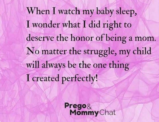 Absolutely true....about both my kids....