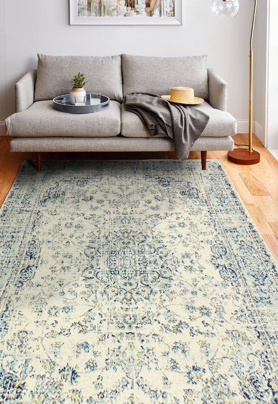 Bertrand Ivory Area Rug Apartment Yellow Area Rugs Area Rugs Rugs