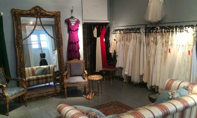 Shareen vintage store new york city