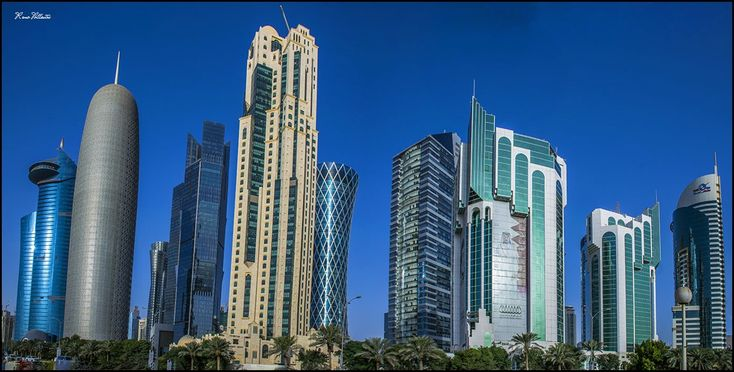 Doha's architectural landscape is changing at a rapid pace