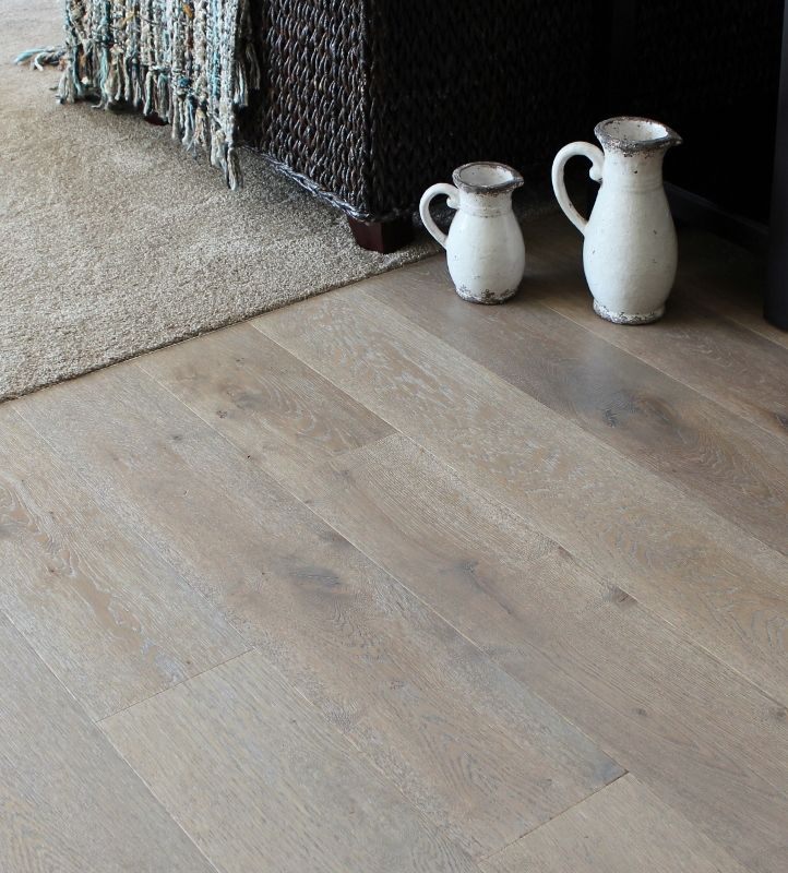Smartfloor - Sandstone Oak, Residential job Hamilton
