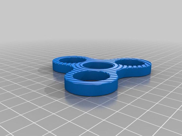 how to make a hand spinner spin longer