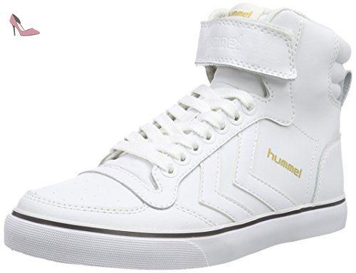 hummel SL. Stadil Herringbone Low, Sneakers Basses Femme, Rose (Rose Dawn), 39 EU