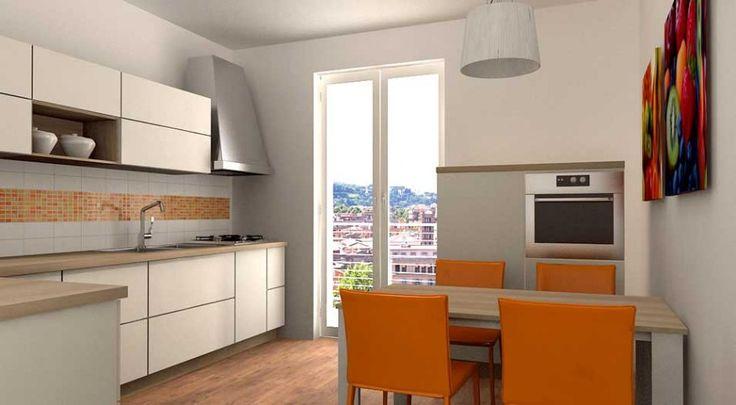Oltre 20 migliori idee su piccola cucina su pinterest - Arredamento cucina piccola ...