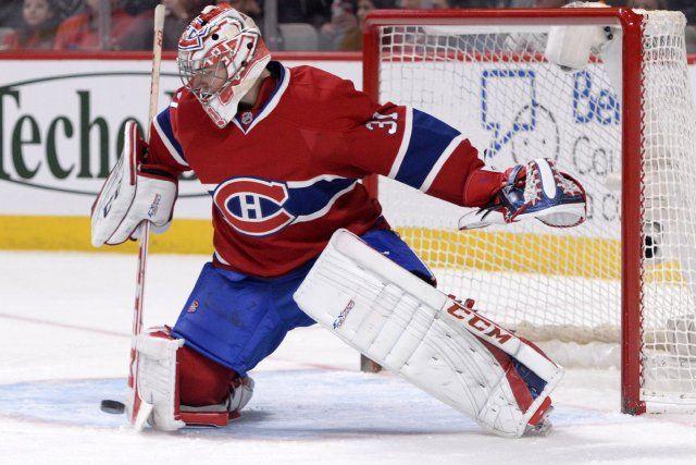 Patrick Roy affirme que Carey Price est le meilleur joueur du Canadien (Photo: Eric Bolte, USA Today Sports)