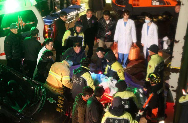 Üniversitede kutlama faciaya dönüştü: Güney Kore'nin Gyeongju kentinde bir binanın çatısının çökmesi sonucu, ilk belirlemelere göre 4 üniversitesi öğrencisi hayatını kaybetti.
