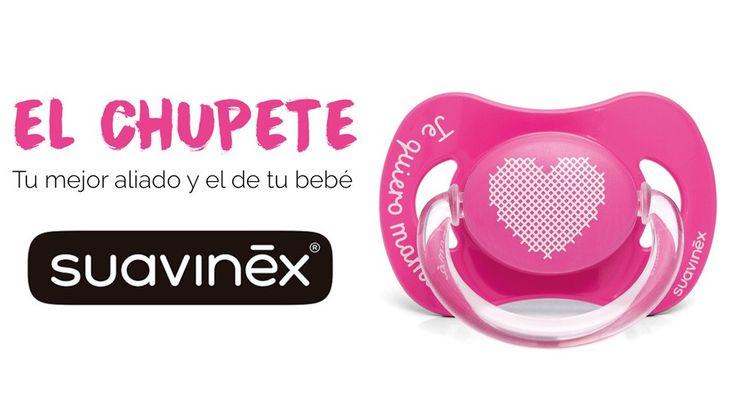 Chupetes Suavinex: Tu gran aliado y el de tu bebé