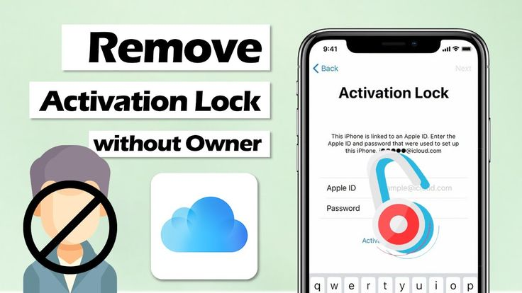 how to remove activation lock without previous owner iphone xr