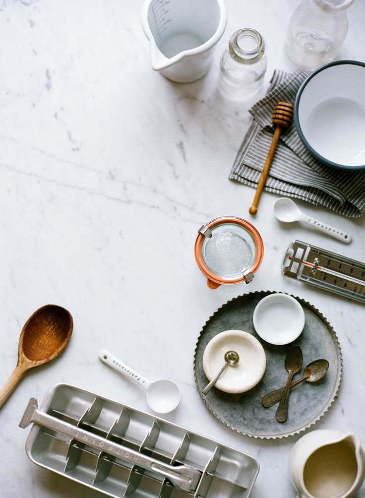 How to Make Homemade Yogurt for KINFOLK // photos by Ali Harper // styling by…