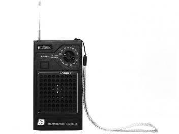 Rádio Portátil AM/FM RM-PF 25 - Motobras