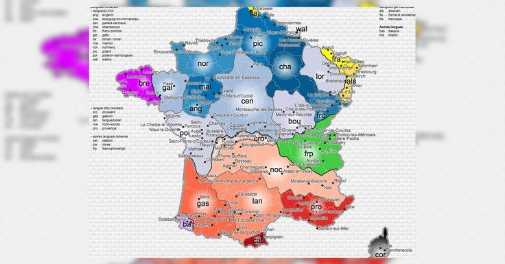 On ne s'en rend pas toujours compte, mais la France compte une centaine de variétés de langues régionales. Un trésor culturel unique et insoupçonné qu'un outil génial permet enfin de découvrir (et d'entendre !) d'un