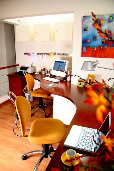 Estudio - escritorio, Lima - Perú. By ALMA Arquitectura e Interiores #ProyectosAlma