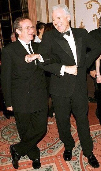 Robin Williams & Steve Martin