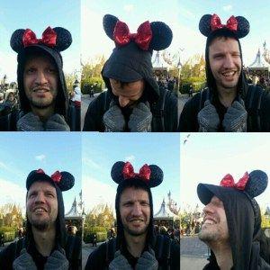 Disney Land!!! :D