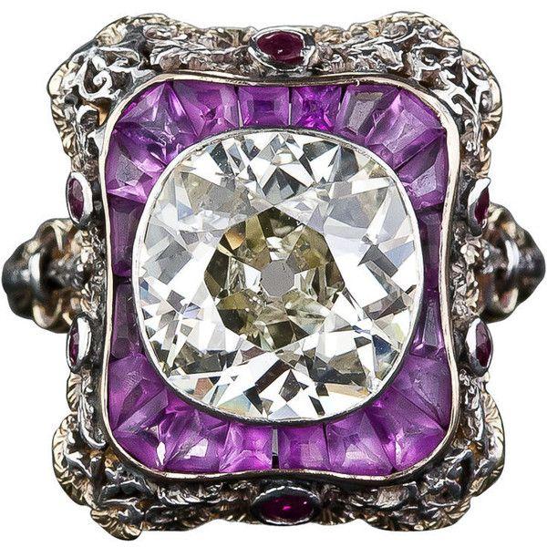 Antique Diamond Ring Make Money On Pinterest Free E-Book http://pinterestperfection.gr8.com/
