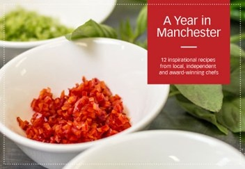 Visit Manchester has brought together 12 of the best chefs and the freshest produce the region has to offer to produce A Year In Manchester - a selection of seasonal recipes for you to try at home. Order your free pack now: Food & Drink, Food Drink, Seasons Recipes