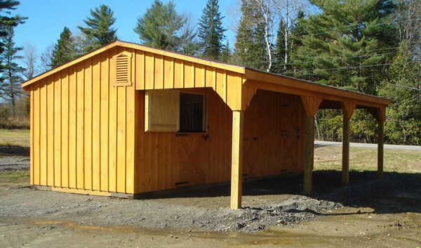 Portable Horse Lean To : Images about horse lean to on pinterest stables