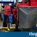 Trump proposes scrapping Obama-era fracking rule on water pollution | Environment | The Guardian