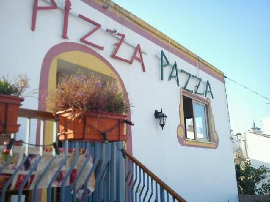 Pizza Pazza | Pedralva | Sagres | Portugal Cycle here from http://www.ownersdirect.co.uk/portugal/p4294.htm using our mounatain bikes!