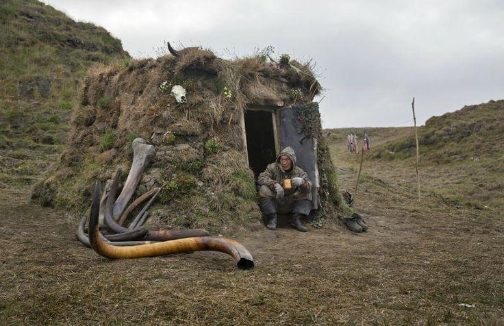 Evgenia Arbugaeva - Mammoth Hunters