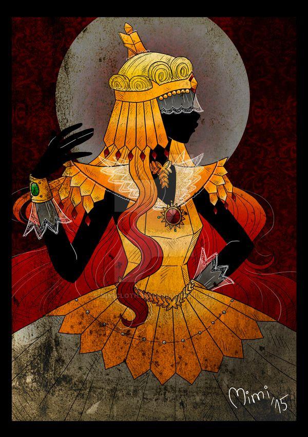 .crystal queen sailor galaxia by mimiclothing.deviantart.com on @DeviantArt