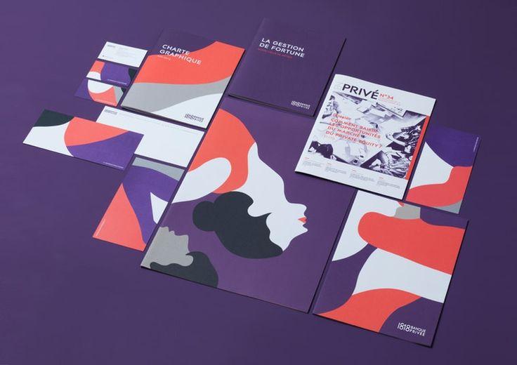 Banque Privee 1818 Grand Prix print materials