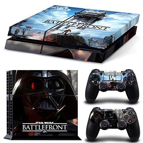Star Wars Battlefront PS4 Design