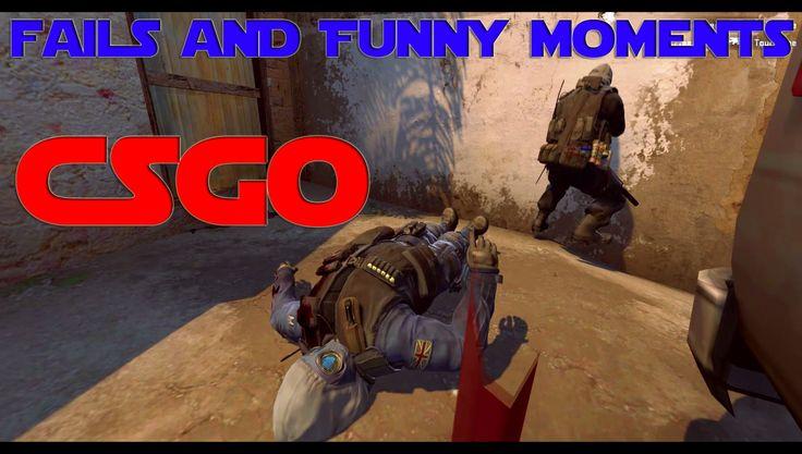CSGO Fails and funny moments 2