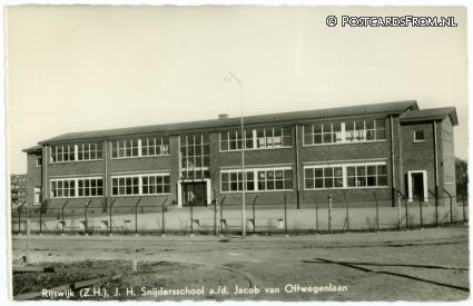 Rijswijk ZH, J.H. Snijdersschool a.d. Jacob van Offwegenlaan