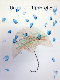 Rainy Day Crafts for Toddlers