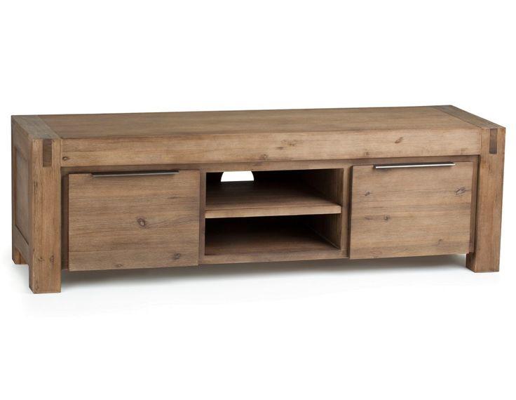 meuble en bois acacia