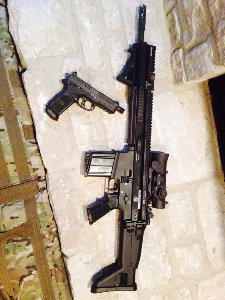 FNX 45 tactical and SCAR 17 Find our speedloader now!  www.raeind.com  or  http://www.amazon.com/shops/raeind