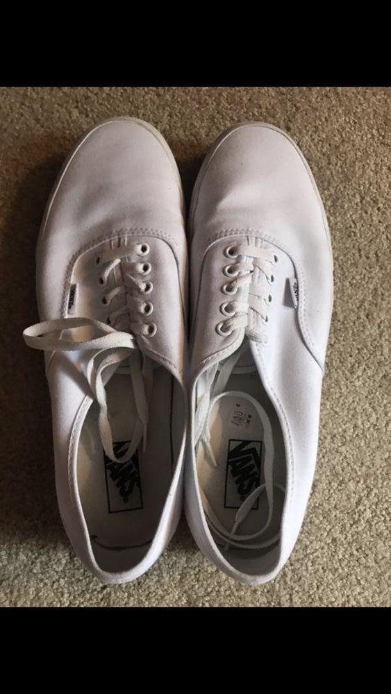 8039385534ea97 Vans New Authentic Era Classic Sneakers Unisex Canvas Shoes  fashion   clothing  shoes
