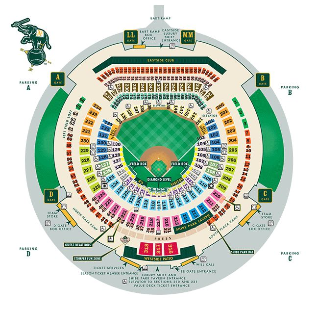 shea stadium seating chart & game information | baseball parks