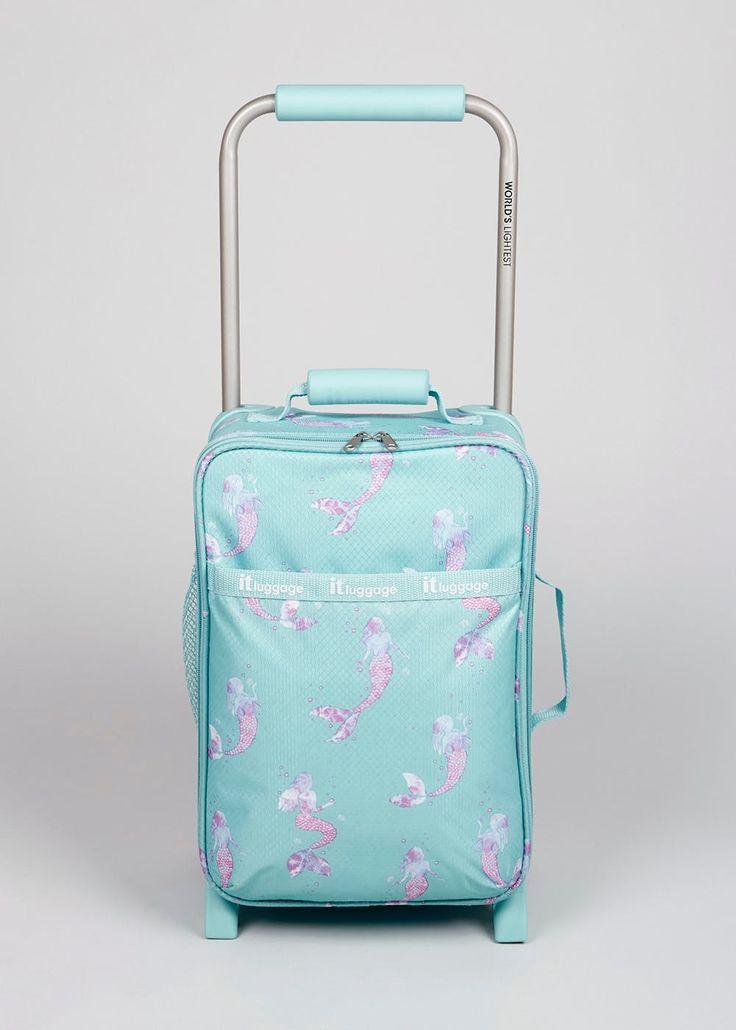 It Luggage Kids Unicorn Cabin Case Pink Lifestyle