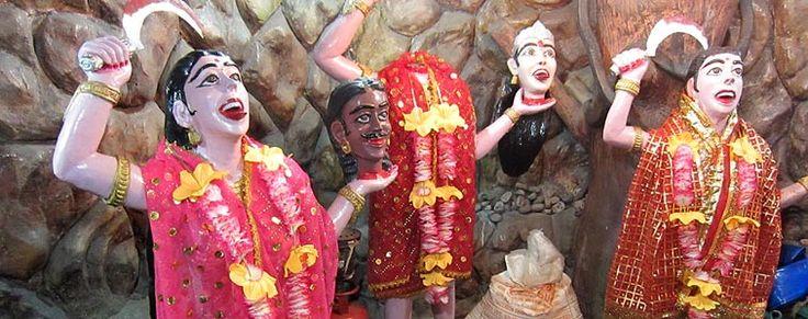 インドのお寺はやっぱり凄かった!- デリーのハヌマン寺院 | インド大好き!ティラキタブロ グインド大好き!ティラキタブロ グ