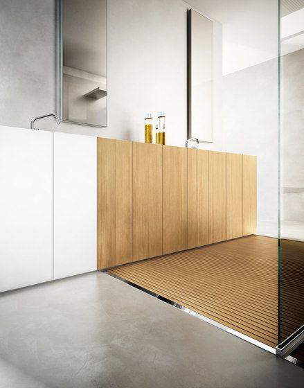 Wood To Concrete Transition Detail Google Search
